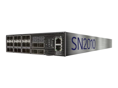 Mellanox Spectrum SN2010 - Switch - L3 - Managed - 18 x 25